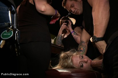 Photo number 6 from Smoking Hot Blonde Bubble Butt Babe gets Fucked by Nacho Vidal in HARDCORE Public Scene shot for Public Disgrace on Kink.com. Featuring Chastity Lynn, Nacho Vidal and Princess Donna Dolore in hardcore BDSM & Fetish porn.