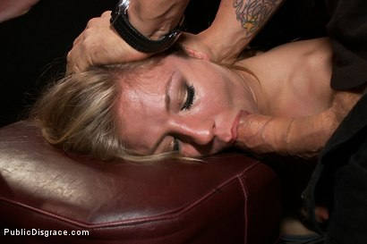 Photo number 2 from Smoking Hot Blonde Bubble Butt Babe gets Fucked by Nacho Vidal in HARDCORE Public Scene shot for Public Disgrace on Kink.com. Featuring Chastity Lynn, Nacho Vidal and Princess Donna Dolore in hardcore BDSM & Fetish porn.
