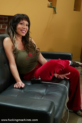 Photo number 1 from Ava Devine shot for Fucking Machines on Kink.com. Featuring Ava Devine in hardcore BDSM & Fetish porn.