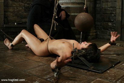 Photo number 6 from Maya shot for Hogtied on Kink.com. Featuring Maya in hardcore BDSM & Fetish porn.