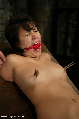 Photo number 12 from Maya shot for Hogtied on Kink.com. Featuring Maya in hardcore BDSM & Fetish porn.