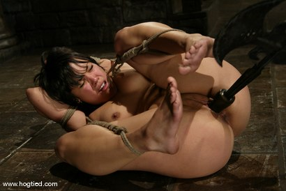 Photo number 9 from Maya shot for Hogtied on Kink.com. Featuring Maya in hardcore BDSM & Fetish porn.