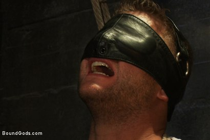 Photo number 4 from Bondage Revenge shot for Bound Gods on Kink.com. Featuring Colby Jansen and Trent Diesel in hardcore BDSM & Fetish porn.