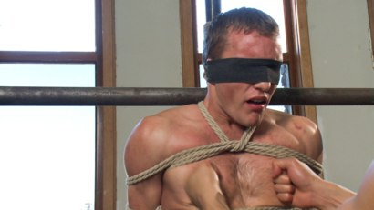 Photo number 5 from Alex Andrews - Straight Stud shot for Men On Edge on Kink.com. Featuring Alex Andrews in hardcore BDSM & Fetish porn.