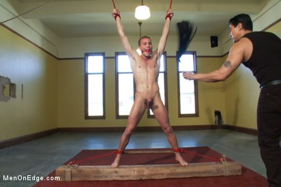 Photo number 7 from Alex Andrews - Straight Stud shot for Men On Edge on Kink.com. Featuring Alex Andrews in hardcore BDSM & Fetish porn.