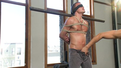 Photo number 2 from Alex Andrews - Straight Stud shot for Men On Edge on Kink.com. Featuring Alex Andrews in hardcore BDSM & Fetish porn.
