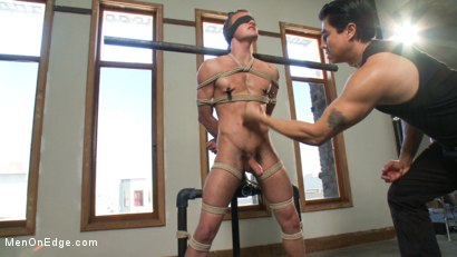 Photo number 6 from Alex Andrews - Straight Stud shot for Men On Edge on Kink.com. Featuring Alex Andrews in hardcore BDSM & Fetish porn.