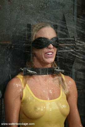 Photo number 1 from Cassie shot for Water Bondage on Kink.com. Featuring Cassie in hardcore BDSM & Fetish porn.