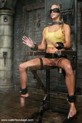 Photo number 2 from Cassie shot for Water Bondage on Kink.com. Featuring Cassie in hardcore BDSM & Fetish porn.