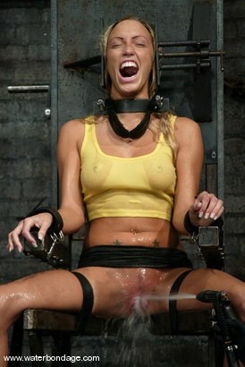 Photo number 4 from Cassie shot for Water Bondage on Kink.com. Featuring Cassie in hardcore BDSM & Fetish porn.
