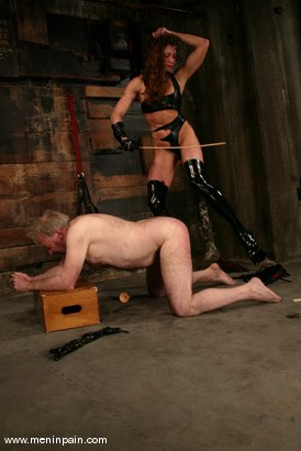 Photo number 12 from Kym Wilde and Robert Alan shot for Men In Pain on Kink.com. Featuring Kym Wilde and Robert Alan in hardcore BDSM & Fetish porn.