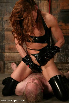 Photo number 10 from Kym Wilde and Robert Alan shot for Men In Pain on Kink.com. Featuring Kym Wilde and Robert Alan in hardcore BDSM & Fetish porn.