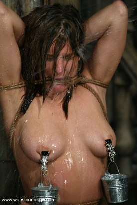 Photo number 12 from Sgt. Major and Jackie Moore shot for Water Bondage on Kink.com. Featuring Jackie Moore and Sgt. Major in hardcore BDSM & Fetish porn.