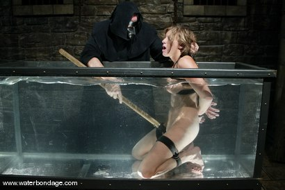 Photo number 14 from Sgt. Major and Jackie Moore shot for Water Bondage on Kink.com. Featuring Jackie Moore and Sgt. Major in hardcore BDSM & Fetish porn.