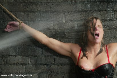 Photo number 6 from Sgt. Major and Jackie Moore shot for Water Bondage on Kink.com. Featuring Jackie Moore and Sgt. Major in hardcore BDSM & Fetish porn.