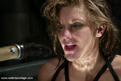 Photo number 15 from Sgt. Major and Jackie Moore shot for Water Bondage on Kink.com. Featuring Jackie Moore and Sgt. Major in hardcore BDSM & Fetish porn.