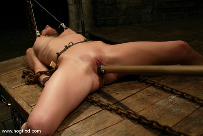 Photo number 3 from Jade Marxxx shot for Hogtied on Kink.com. Featuring Jade Marxxx in hardcore BDSM & Fetish porn.