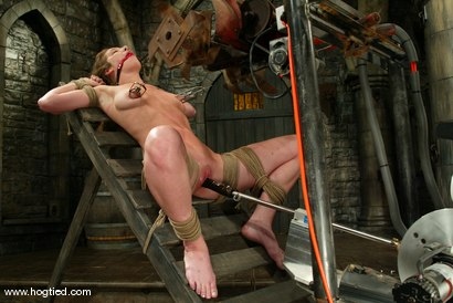 Photo number 9 from Jade Marxxx shot for Hogtied on Kink.com. Featuring Jade Marxxx in hardcore BDSM & Fetish porn.