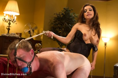 Photo number 15 from Francesca Le's Birthday Cuckold shot for Divine Bitches on Kink.com. Featuring Francesca Le , Christian Wilde and Henry Jacob in hardcore BDSM & Fetish porn.