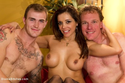 Photo number 10 from Francesca Le's Birthday Cuckold shot for Divine Bitches on Kink.com. Featuring Francesca Le , Christian Wilde and Henry Jacob in hardcore BDSM & Fetish porn.