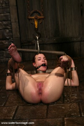 Photo number 9 from Dana DeArmond shot for Water Bondage on Kink.com. Featuring Dana DeArmond in hardcore BDSM & Fetish porn.