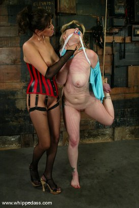 Photo number 2 from Adrianna Nicole and Cole Conners shot for Whipped Ass on Kink.com. Featuring Adrianna Nicole and Cole Conners in hardcore BDSM & Fetish porn.