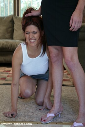 Photo number 4 from Sasha Monet and Audrey Leigh shot for Whipped Ass on Kink.com. Featuring Audrey Leigh and Sasha Monet in hardcore BDSM & Fetish porn.