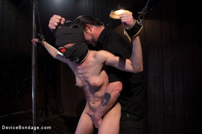 Photo number 6 from Elise Graves - Harsh Treatment and Predicaments Noir Style - by The Pope! shot for Device Bondage on Kink.com. Featuring Elise Graves in hardcore BDSM & Fetish porn.