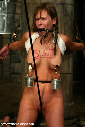 Photo number 2 from Audrey Leigh shot for Water Bondage on Kink.com. Featuring Audrey Leigh in hardcore BDSM & Fetish porn.