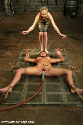 Photo number 6 from Audrey Leigh shot for Water Bondage on Kink.com. Featuring Audrey Leigh in hardcore BDSM & Fetish porn.