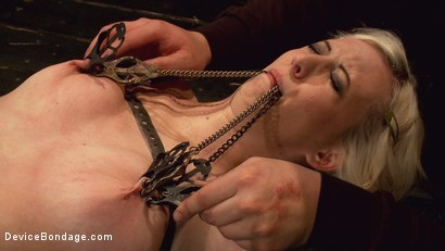 Photo number 13 from Cherry Torn shot for Device Bondage on Kink.com. Featuring Cherry Torn and James Deen in hardcore BDSM & Fetish porn.