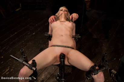Photo number 4 from Cherry Torn shot for Device Bondage on Kink.com. Featuring Cherry Torn and James Deen in hardcore BDSM & Fetish porn.