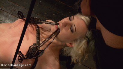 Photo number 8 from Cherry Torn shot for Device Bondage on Kink.com. Featuring Cherry Torn and James Deen in hardcore BDSM & Fetish porn.