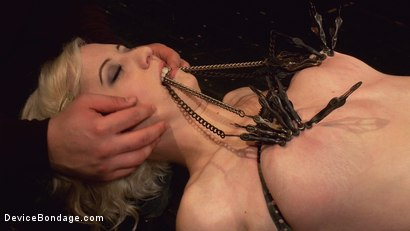Photo number 9 from Cherry Torn shot for Device Bondage on Kink.com. Featuring Cherry Torn and James Deen in hardcore BDSM & Fetish porn.