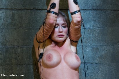 Photo number 13 from Felony in Copper Wire shot for Electro Sluts on Kink.com. Featuring Bobbi Starr and Felony in hardcore BDSM & Fetish porn.