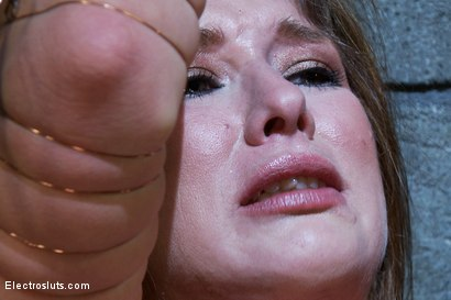 Photo number 9 from Felony in Copper Wire shot for Electro Sluts on Kink.com. Featuring Bobbi Starr and Felony in hardcore BDSM & Fetish porn.