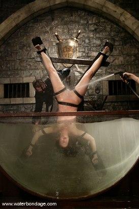 Photo number 11 from Nicolette shot for Water Bondage on Kink.com. Featuring Nicolette in hardcore BDSM & Fetish porn.