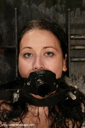 Photo number 1 from Nicolette shot for Water Bondage on Kink.com. Featuring Nicolette in hardcore BDSM & Fetish porn.