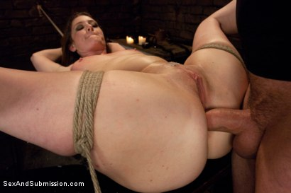 Photo number 13 from Pushing Limits with Hardcore BDSM Sex shot for Sex And Submission on Kink.com. Featuring CiCi Rhodes and Mark Davis in hardcore BDSM & Fetish porn.