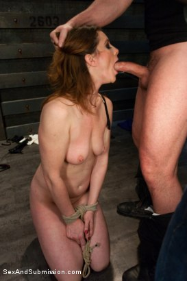 Photo number 3 from Pushing Limits with Hardcore BDSM Sex shot for Sex And Submission on Kink.com. Featuring CiCi Rhodes and Mark Davis in hardcore BDSM & Fetish porn.