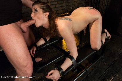 Photo number 10 from Pushing Limits with Hardcore BDSM Sex shot for Sex And Submission on Kink.com. Featuring CiCi Rhodes and Mark Davis in hardcore BDSM & Fetish porn.