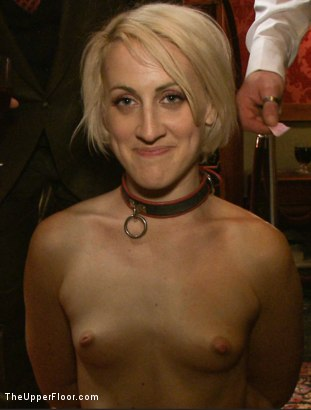 Photo number 18 from Slave Initiation: pistol shot for The Upper Floor on Kink.com. Featuring Krysta Kaos, Dylan Ryan, Beretta James, Maestro Stefanos and The Pope in hardcore BDSM & Fetish porn.