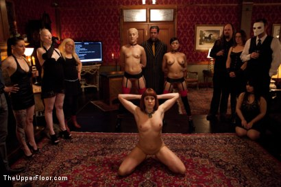 Photo number 1 from Promotion of o shot for The Upper Floor on Kink.com. Featuring Dylan Ryan, Beretta James, Krysta Kaos and Odile in hardcore BDSM & Fetish porn.