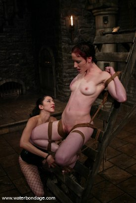 Photo number 7 from Nina and Princess Donna Dolore shot for Water Bondage on Kink.com. Featuring Nina and Princess Donna Dolore in hardcore BDSM & Fetish porn.