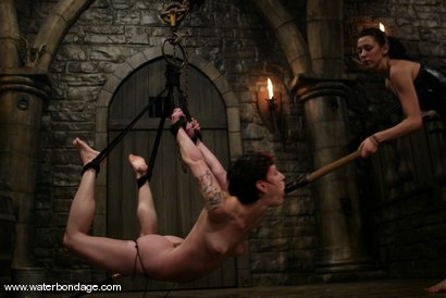 Photo number 15 from Nina and Princess Donna Dolore shot for Water Bondage on Kink.com. Featuring Nina and Princess Donna Dolore in hardcore BDSM & Fetish porn.