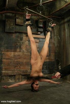 Photo number 4 from Sasha Sparks shot for Hogtied on Kink.com. Featuring Sasha Sparks in hardcore BDSM & Fetish porn.