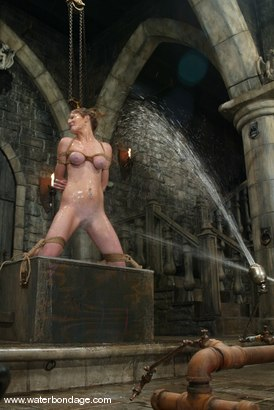 Photo number 4 from Jessica Sexin shot for Water Bondage on Kink.com. Featuring Jessica Sexin in hardcore BDSM & Fetish porn.