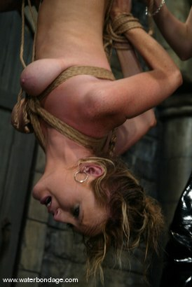 Photo number 10 from Jessica Sexin shot for Water Bondage on Kink.com. Featuring Jessica Sexin in hardcore BDSM & Fetish porn.