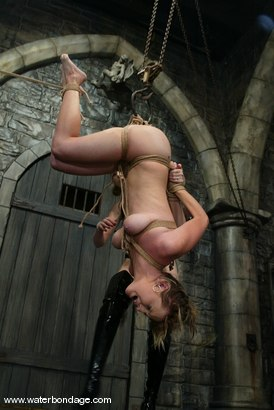 Photo number 9 from Jessica Sexin shot for Water Bondage on Kink.com. Featuring Jessica Sexin in hardcore BDSM & Fetish porn.