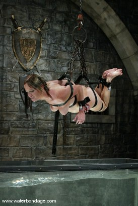 Photo number 14 from Jessica Sexin shot for Water Bondage on Kink.com. Featuring Jessica Sexin in hardcore BDSM & Fetish porn.